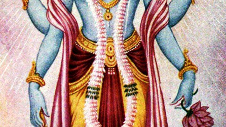 Week 5 Story: The Scales of Vishnu